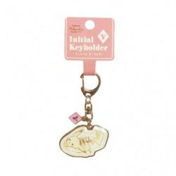 Porte-clés Initial Y Pikachu number025