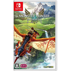 Game Monster Hunter Stories 2 E Capcom Limited Benefits Ver. Switch