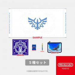 Goodies Nintendo Tokyo Set The Legend of Zelda Skyward HD