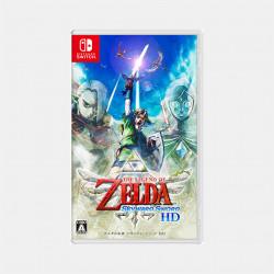 Game et Goodies Nintendo Tokyo Set The Legend of Zelda Skyward HD Switch