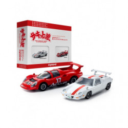 Cars Miniatures  The Circuit Wolf Collection KYOSHO