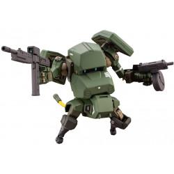 Figure Tank III Ground Self Defense Force Type 07 Green Ver. Nacchin Plastic Model