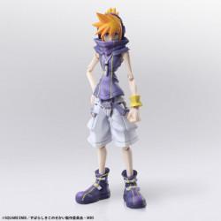 Figurine Sakuraba Neku The world Ends With You BRING ARTS