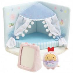 Plush Ebi Furai no Shippo Baby Room Scene Sumikko Gurashi