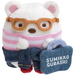 Plush Shirokuma Denim Factory Sumikko Gurashi