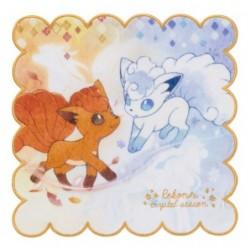 Serviette Main Goupix Crystal Season japan plush