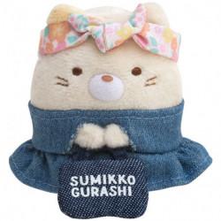 Plush Neko Denim Factory Sumikko Gurashi