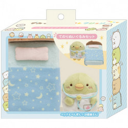 Plush Doctor Penguin Bed Set Sumikko Gurashi
