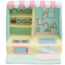 Plush Kitchen Scene Sumikko Gurashi