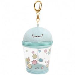 Plush Keychain Tokage Cup Sumikko Gurashi