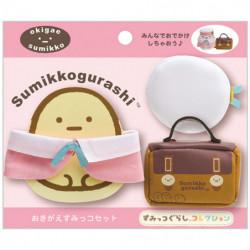 Plush Sailor Pink Set Sumikko Gurashi
