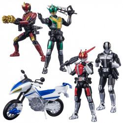 Figures SHODO-X Box Kamen Rider 13