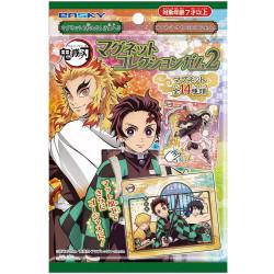 Aimants Box Kimetsu No Yaiba Collection Gum 2