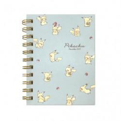 Spiral Notebook Ippai Pikachu number025