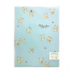 Desk Pad Ippai Pikachu number025
