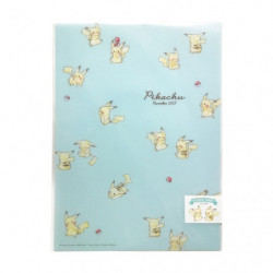 Deskpad Ippai Pikachu number025