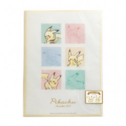 Desk Pad Colorful Pikachu number025