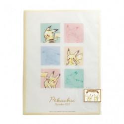 Deskpad Colorful Pikachu number025