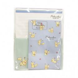 Enveloppes papier à lettre Set Volume Up Ippai Pikachu number025