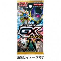Booster Card High Class Pack GX Battle Boost sm4+ japan plush
