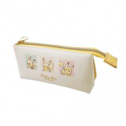 Pouch Sankaku Colorful Pikachu number025