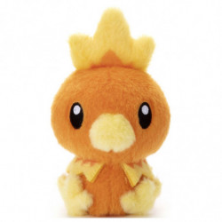 Peluche Poussifeu Pokémon Puppet