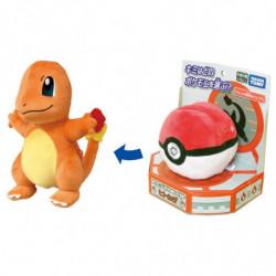 Plush Charmander Pokémon Kururin