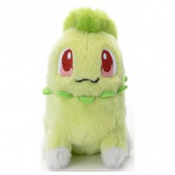 Plush Chikorita Pokémon Puppet