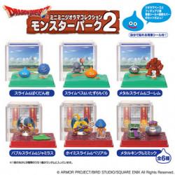 Figures Dragon Quest Mini Collection Monster Park Vol.02