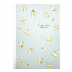 Cahier Ippai Pikachu number025