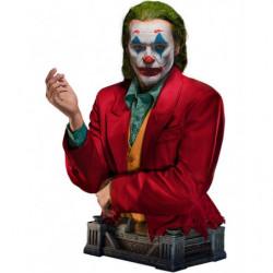 Bust Statue Arthur Fleck Joker Life Size Bust