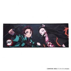 Towel Nezuko and Tanjiro A Kimetsu No Yaiba