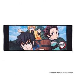 Towel Inosuke Zenitsu and Tanjiro Kimetsu No Yaiba