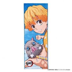 Towel Inosuke and Zenitsu Kimetsu No Yaiba