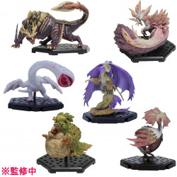 Figures Standard Model Plus Box Vol. 19 Monster Hunter