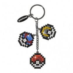 Porte Cle Pokeball japan plush