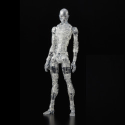 Figure Synthetic Human Clear