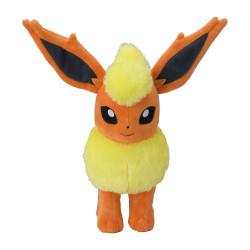 Peluche Pyroli Pokémon Eievui Collection