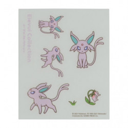 Stickers Espeon Eievui Collection