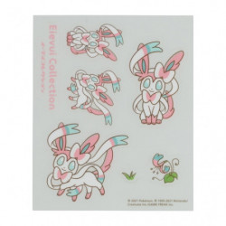Stickers Sylveon Eievui Collection