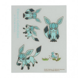 Stickers Glaceon Eievui Collection