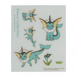 Stickers Vaporeon Eievui Collection
