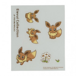 Stickers Eevee Eievui Collection