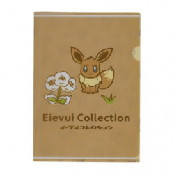 Clear File Eevee Eievui Collection