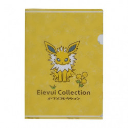 Clear File Jolteon Eievui Collection