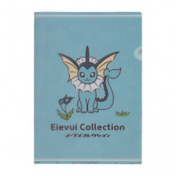 Clear File Vaporeon Eievui Collection