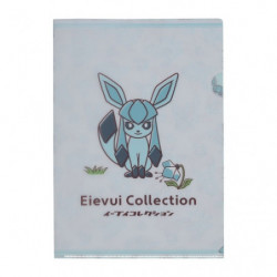 Clear File Glaceon Eievui Collection