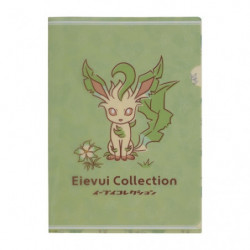 Clear File Leafeon Eievui Collection