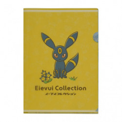 Clear File Umbreon Eievui Collection
