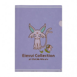 Clear File Espeon Eievui Collection